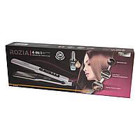 Прибор для укладки волос с кератином 4в1 Rozia HR-730 Плойка 4в1 Rozia HR-730