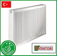 Радиатор стальной Radiatory тип 11 500/1000