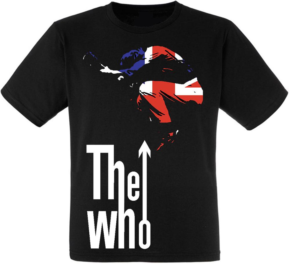 Футболка The Who