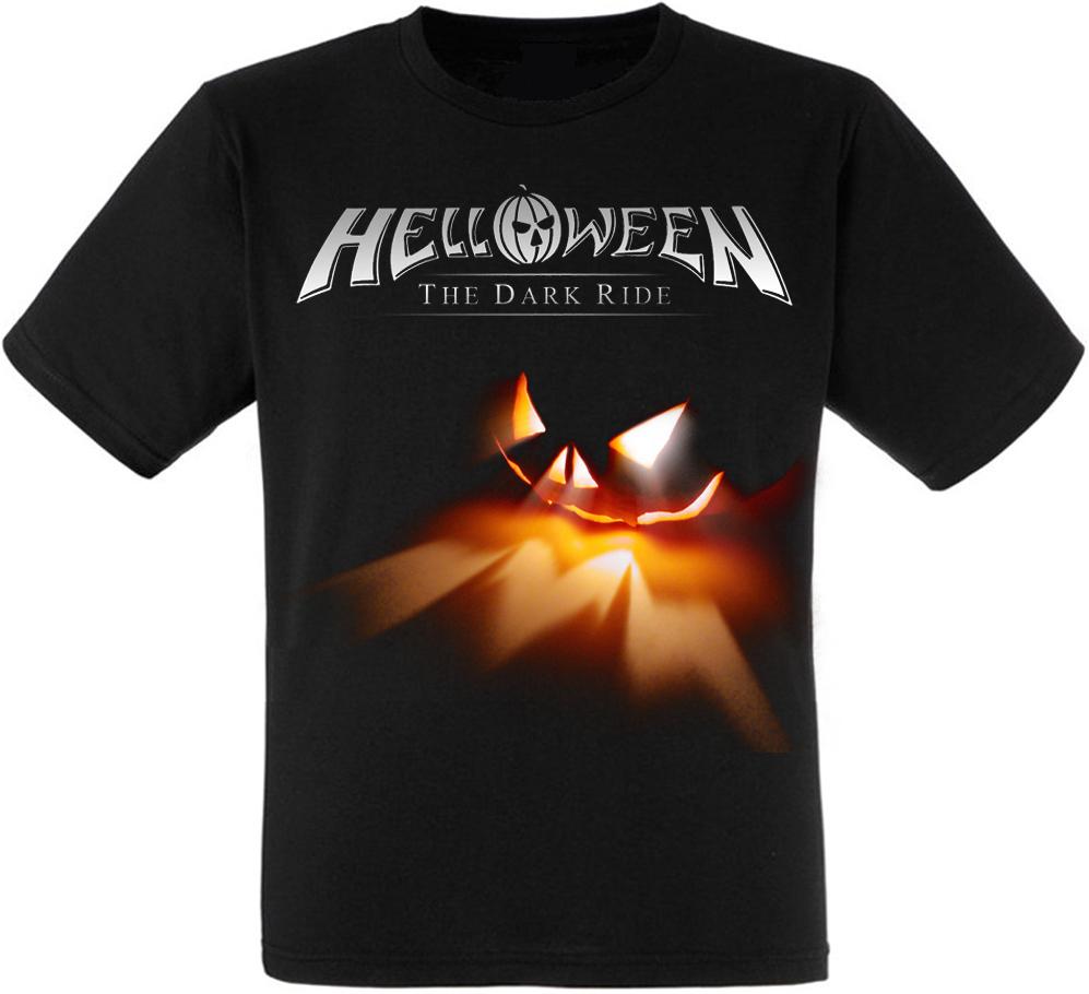"Футболка Helloween ""The Dark Ride"""