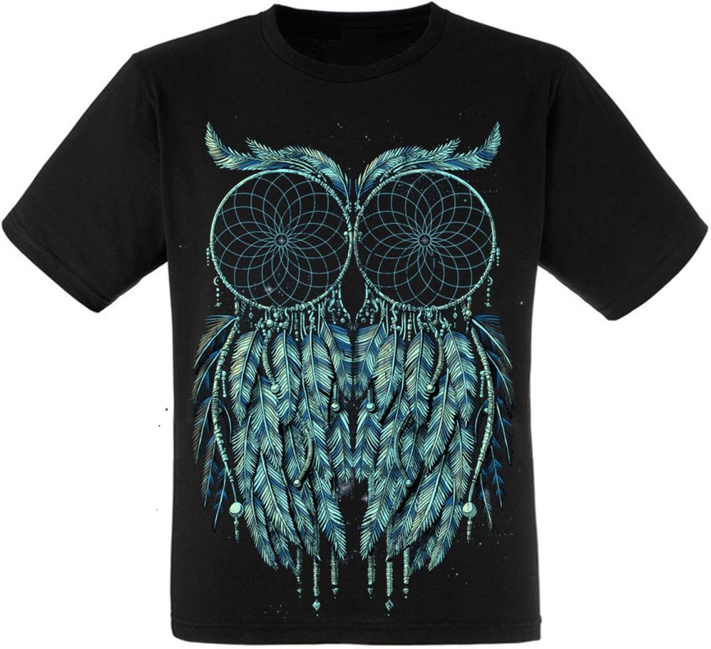 Футболка Dreamcatcher Owl