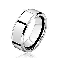 Кольцо классическое (серебряный цвет)