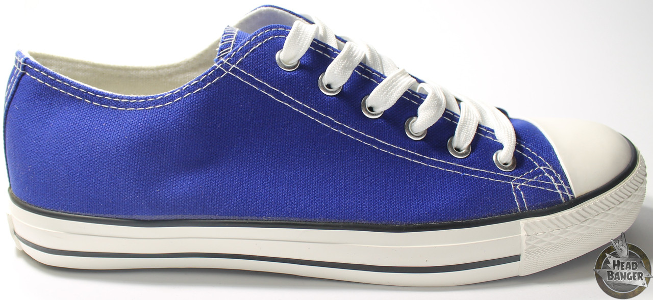 Кеды Desun (Blue) [низкие]