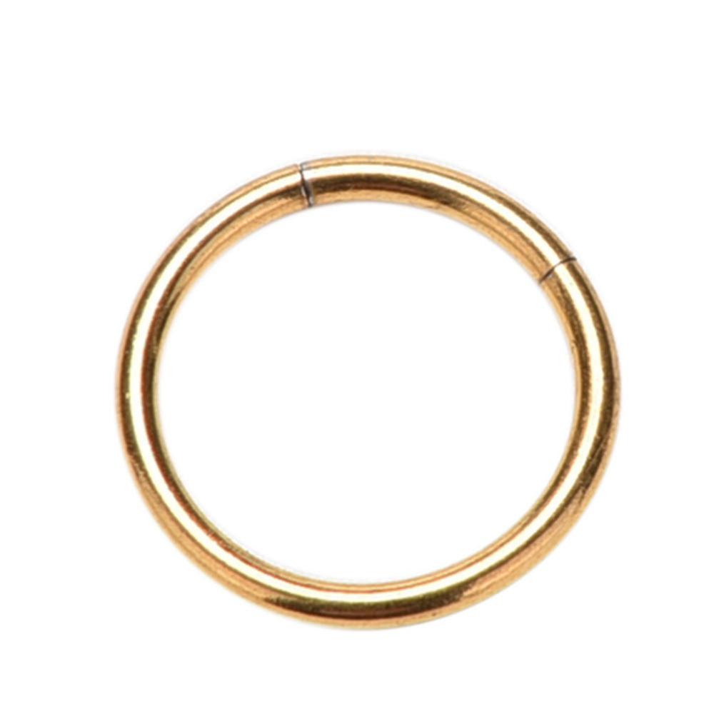Кольцо-сегмент (золотое)