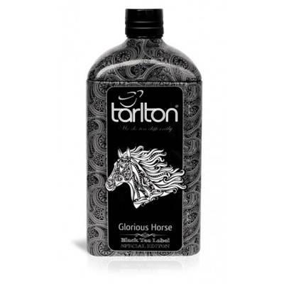 Чай Tarlton Glorious Horse (Знаменитый Жеребец) черный OP1 150г ж/б, фото 2