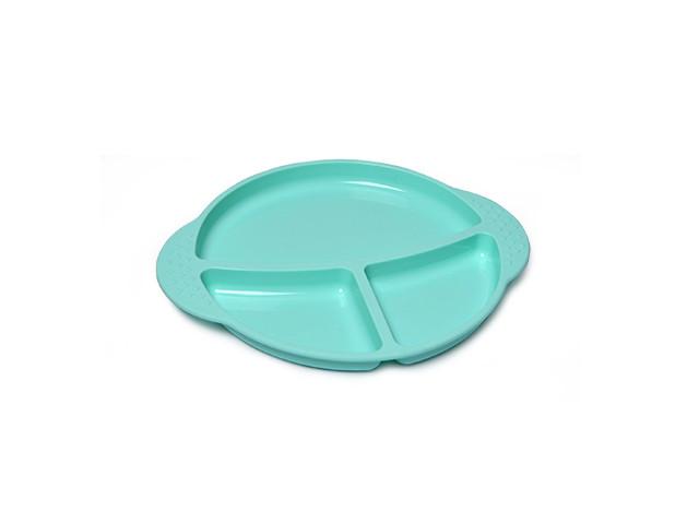 Детская глубокая тарелка Fissman KIDS 25см/21см (Силикон)