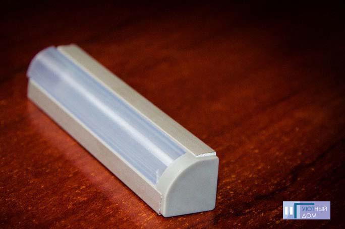 Алюминиевый профиль  cветодиодный ПС5-2