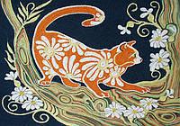 Набор для творчества 'Ниткография' Сказочный кот (NG-01-05), фото 1