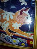 Набор для творчества 'Ниткография' Сказочный кот (NG-01-05), фото 3
