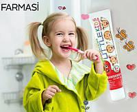 Детская зубная паста Farmasi Little Kids