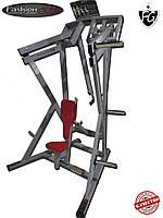 Тренажер для мышц спины, Рычажная тяга, Fashion GYM