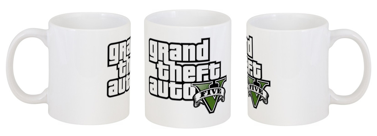 Кружка GTA 5