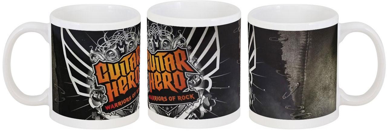 "Кружка Guitar Hero ""Warriors Of Rock"""
