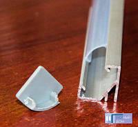 Алюминиевый профиль  cветодиодный ПС5-1, фото 1