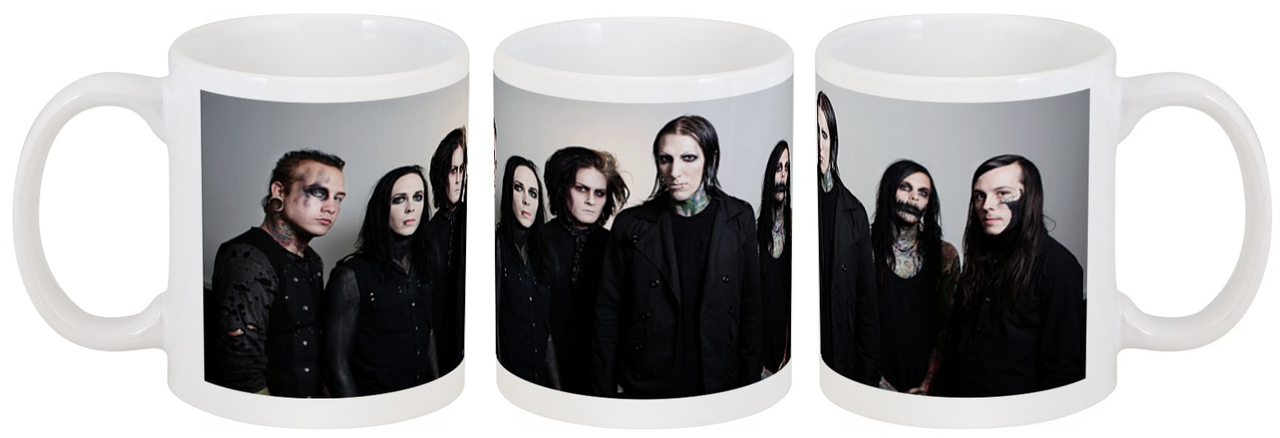 Кружка Motionless in White