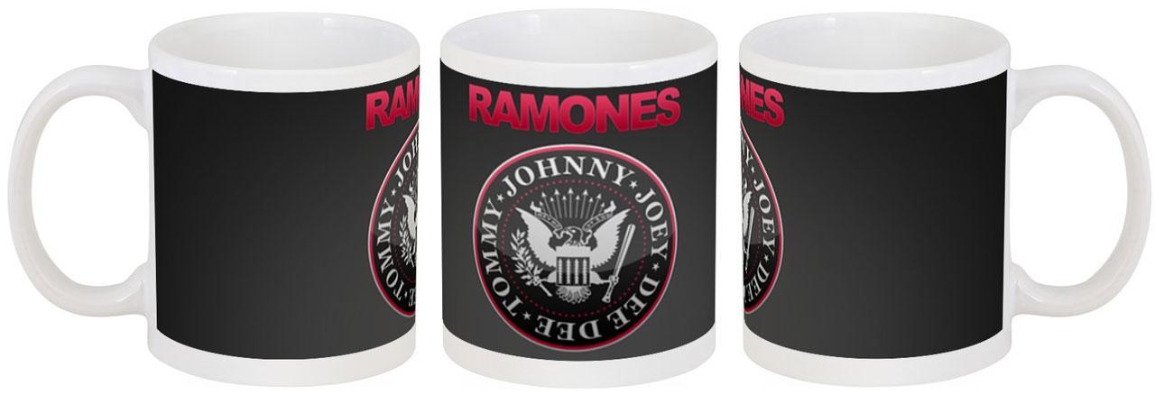 Кружка Ramones