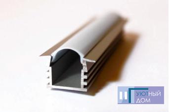 Алюминиевый профиль  cветодиодный ПС1-2