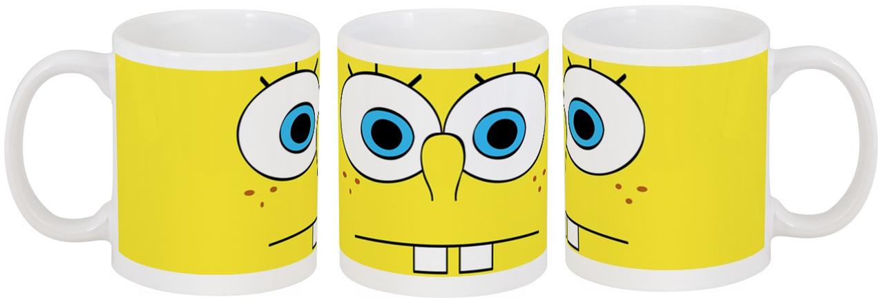 Кружка Sponge Bob 2 (Губка Боб)