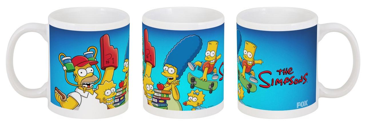 Кружка The Simpsons (Симпсоны)
