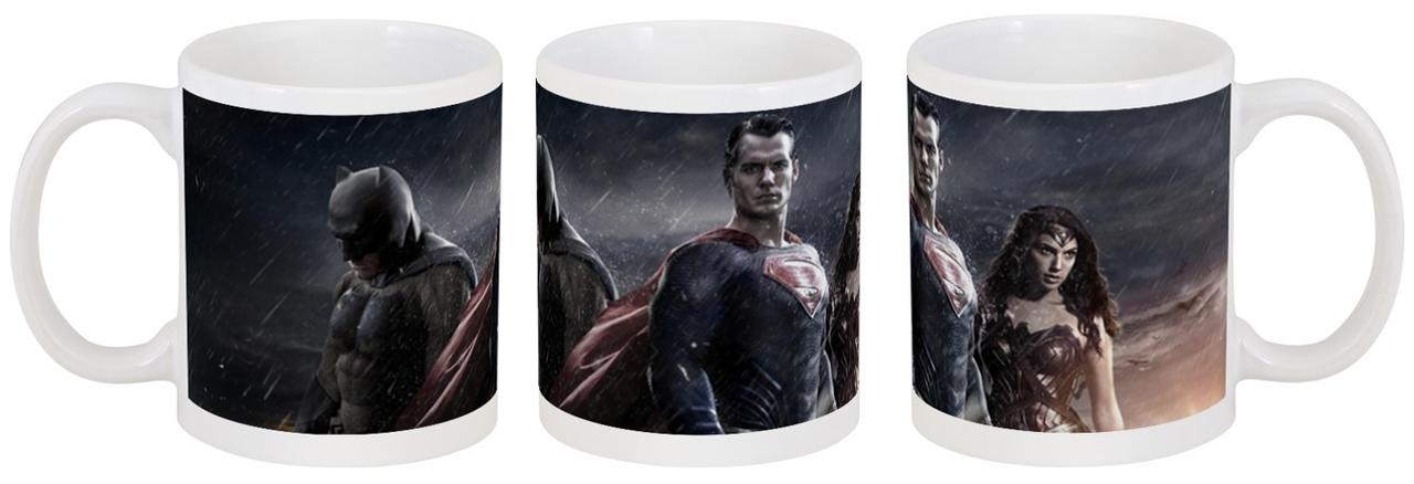 Кружка Бетмен проти Супермена: На зорі справедливості 2