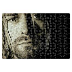 Пазл Kurt Cobain
