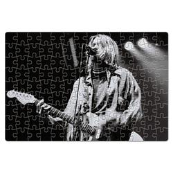 Пазл Kurt Cobain 2