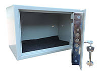Мебельный сейф Ferocon БС-20КД.7035, фото 1