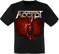 "Футболка Accept ""Blood Of The Nations"""