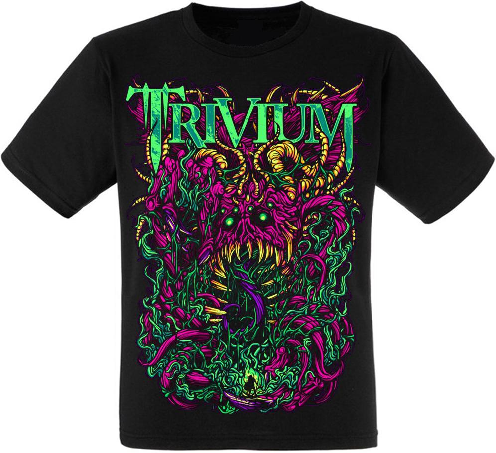 Футболка Trivium (art)