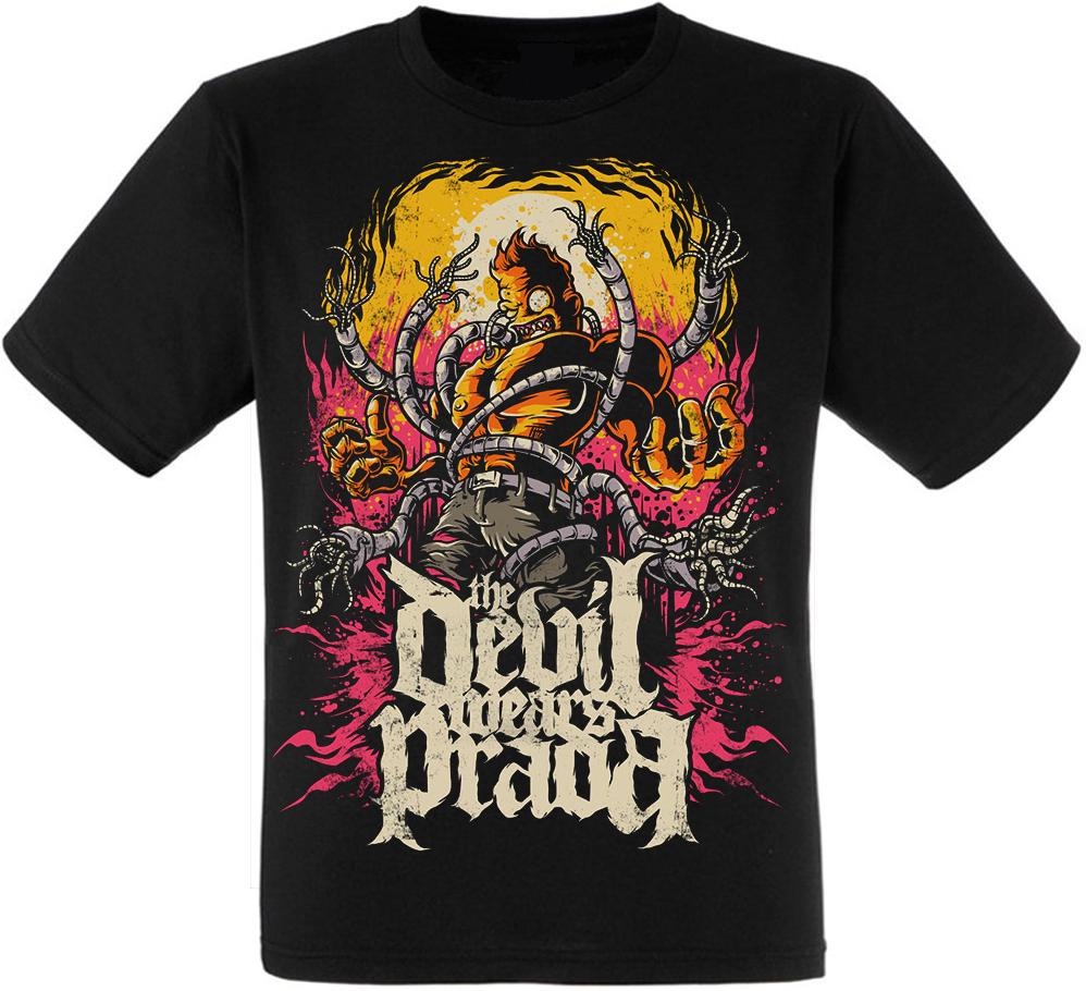 Футболка The Devil Wears Prada (art)