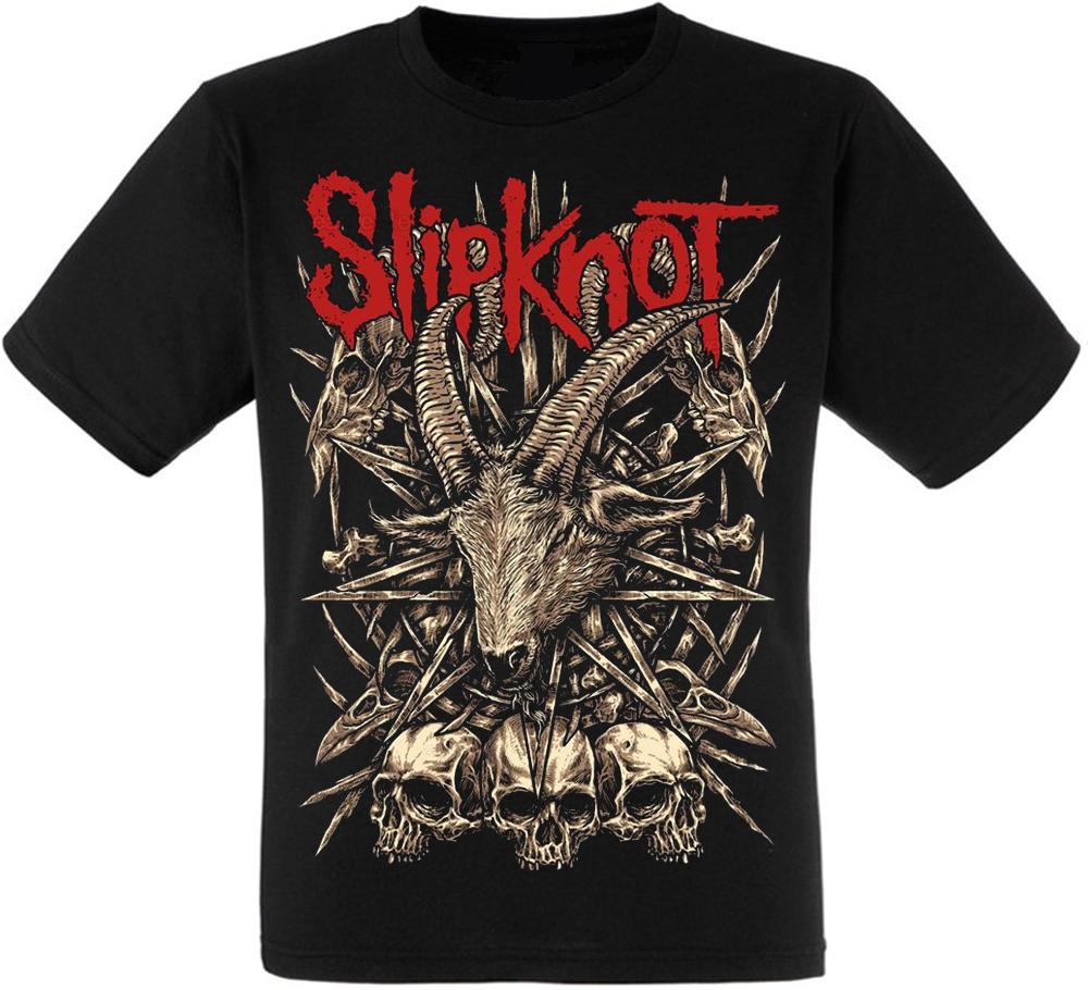 Футболка Slipknot (notepad)