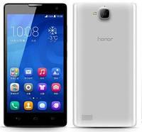 Бронированная защитная пленка для экрана Huawei Honor 3X