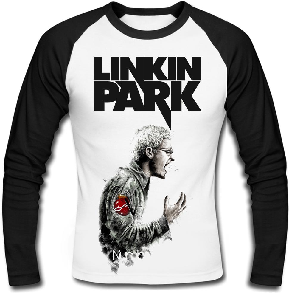 Футболка с длинным рукавом Linkin Park (band)