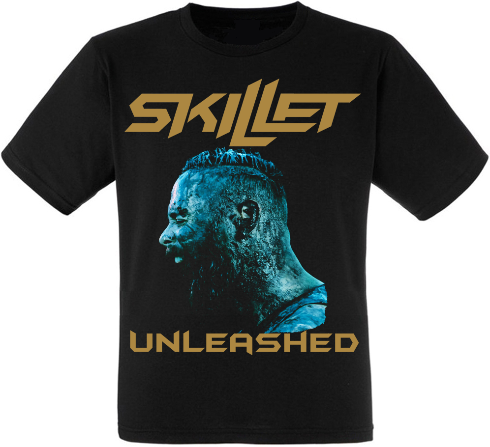 "Футболка Skillet ""Unleashed"""