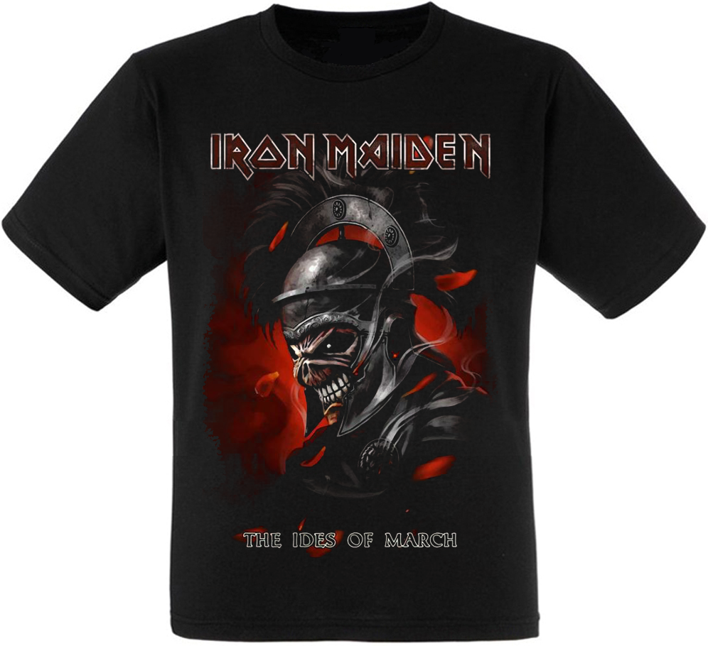 """Футболка Iron Maiden """"The Ides Of March"""""""