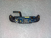 Шлейф Samsung G357FZ коннектор зарядки + микрофон orig