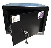 Мебельный сейф Ferocon  БС-25М.К.9005, фото 1