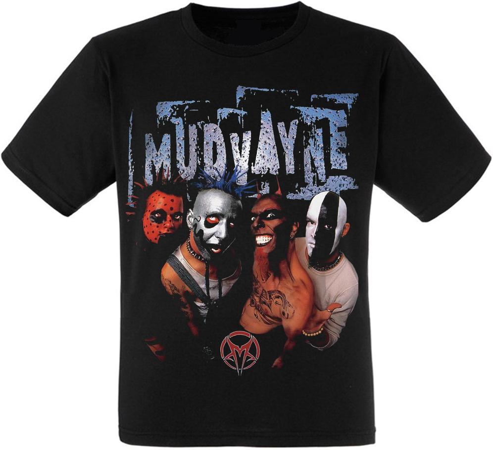 Футболка Mudvayne (band)