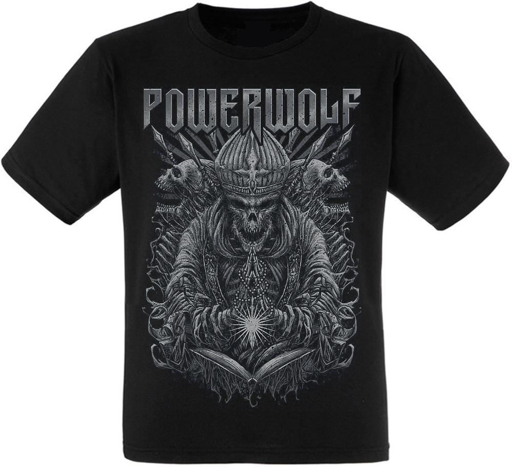 "Футболка Powerwolf ""Priest"""