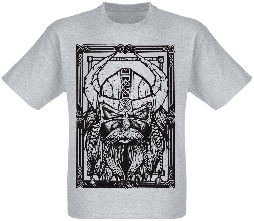 "Футболка Viking ""Thor Hammer Mjolnir"""