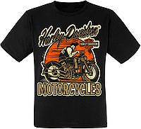 Футболка Harley Davidson Motorcycles