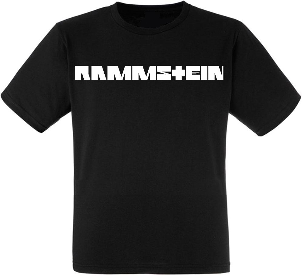 Футболка Rammstein (logo)