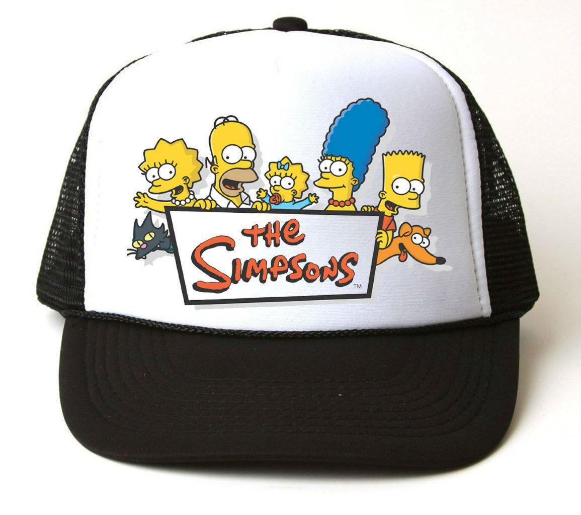 Кепка-тракер Симпсоны (The Simpsons)