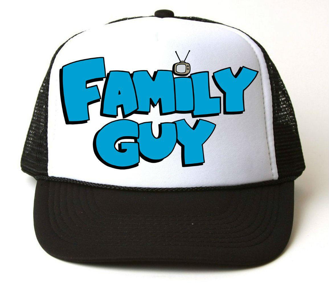 Кепка-тракер Гриффины (Family Guy)