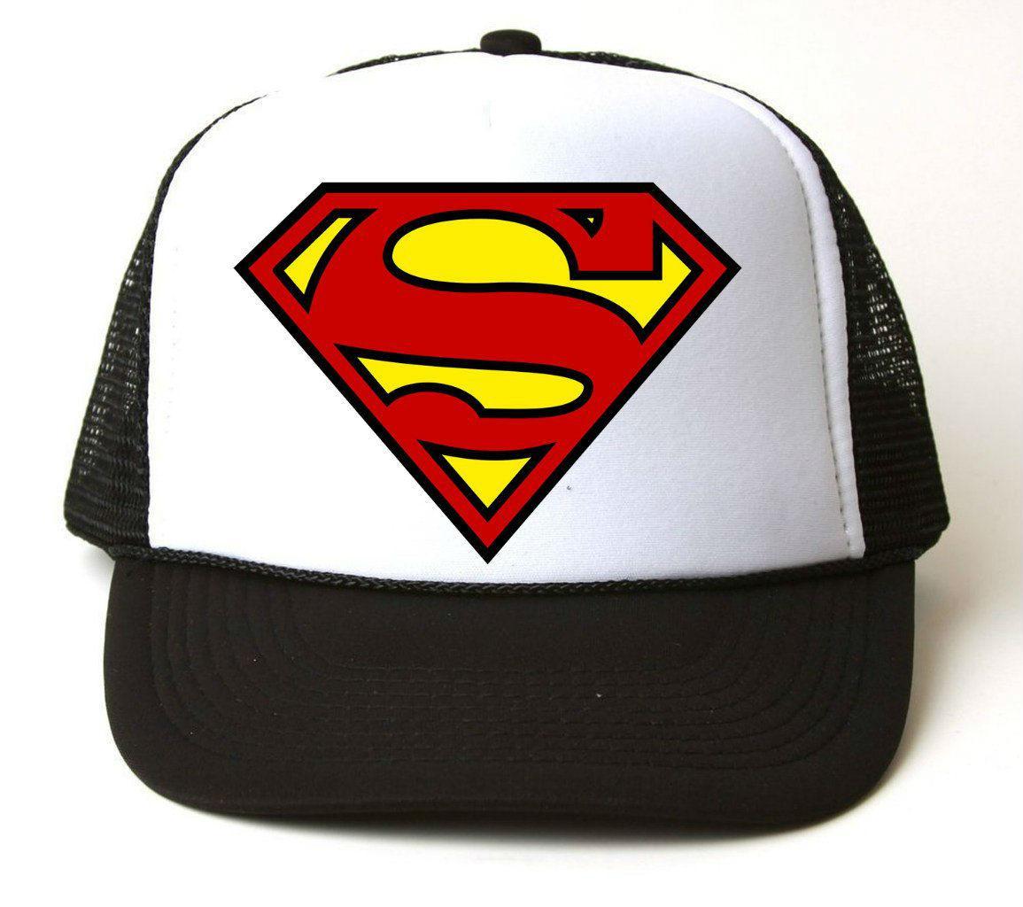 Кепка-тракер Superman