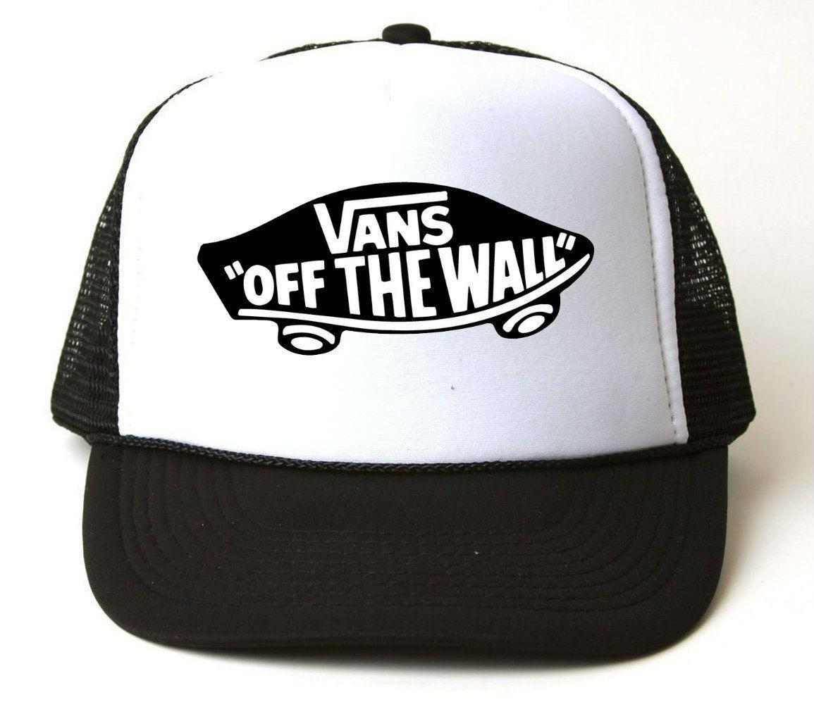 Кепка-тракер Vans Off The Wall