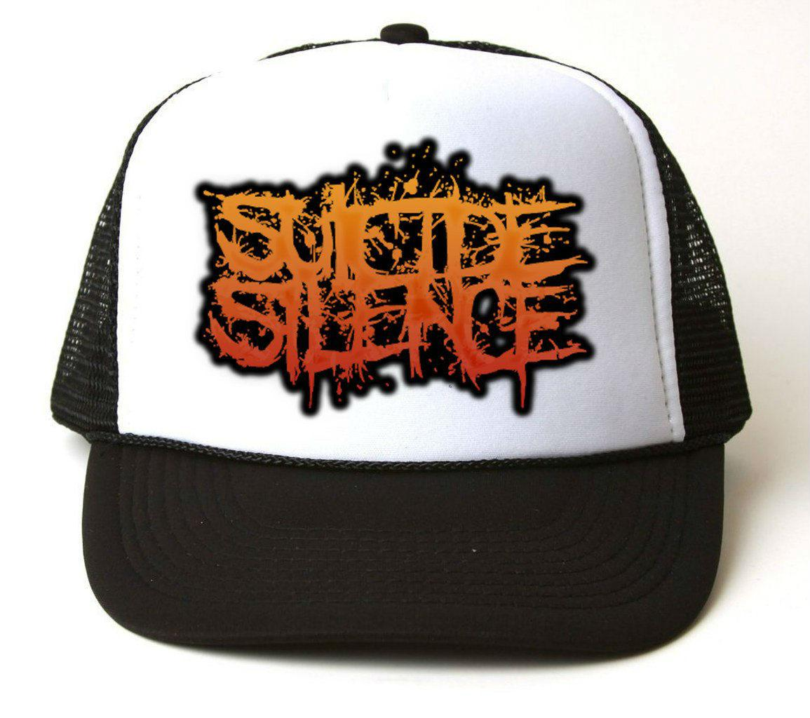 Кепка-тракер Suicide Silence