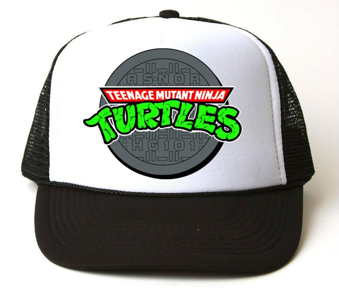 Кепка-тракер Teenage Mutant Ninja Turtles (Черепашки Ниндзя)