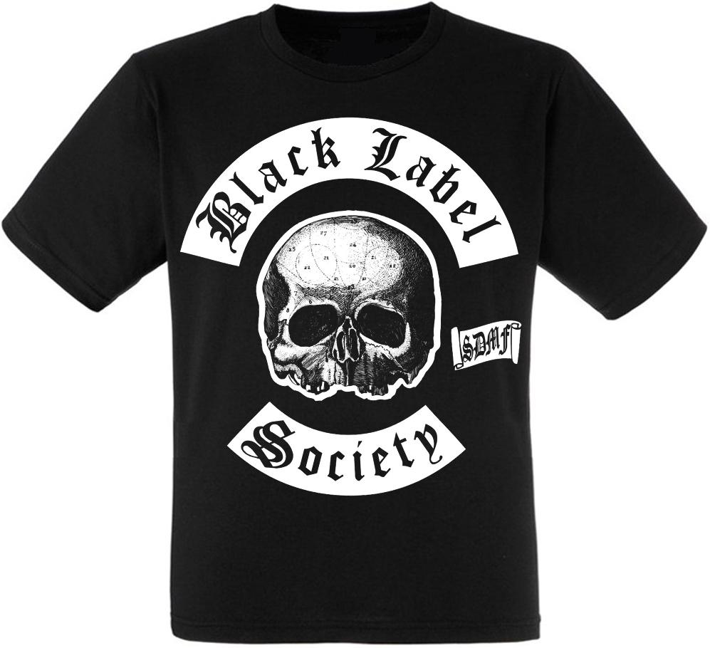 Футболка Black Label Society