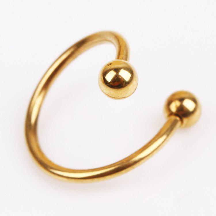 Спираль (золотая)